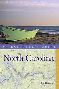 North Carolina: The Great Smoky Mtns Region, Swain County, Great Smoky Mountains Nat. Park, Newfound Gap Road, Thomas Ridge, Front cover of North Carolina: An Explorer's Guide, 1st Ed, issued by Countryman Press in Fall 2010; all photography and text by Jim Hargan. [Ask for #990.044.]